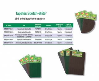 Tapetes Scotch-Brite™